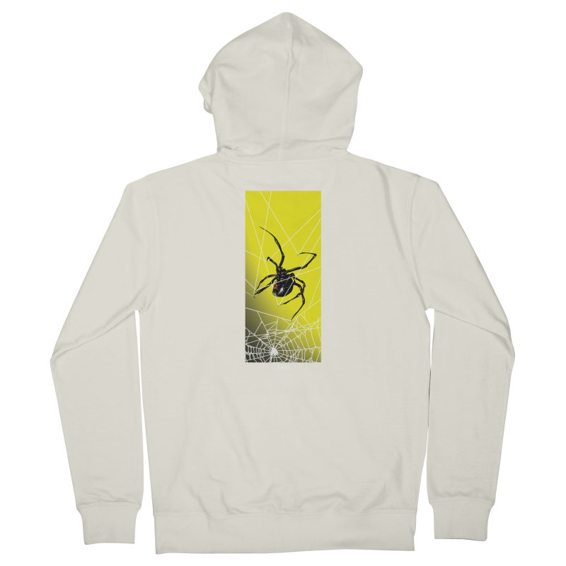 WIDOW 2 Women's French Terry Zip-Up Hoody by TBH805