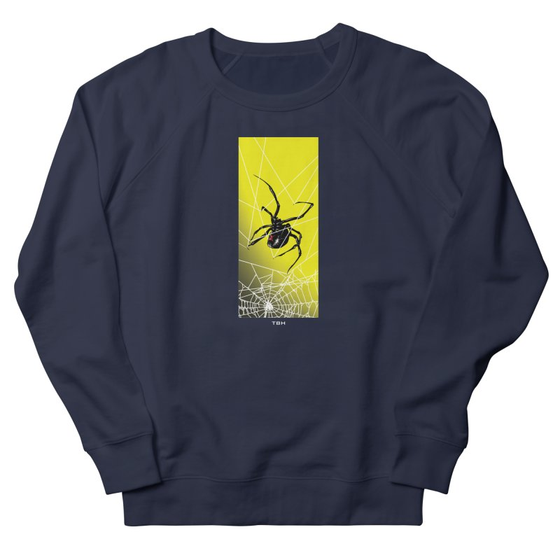 WIDOW 2 Men's French Terry Sweatshirt by TBH805