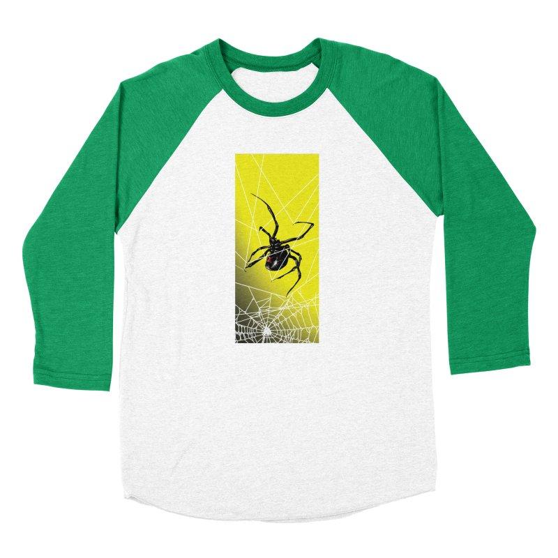WIDOW 2 Women's Baseball Triblend T-Shirt by TBH805