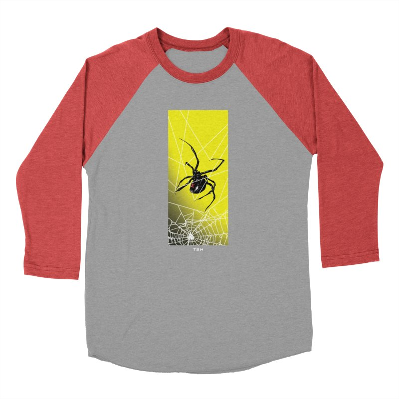 WIDOW 2 Women's Baseball Triblend T-Shirt by TBH805