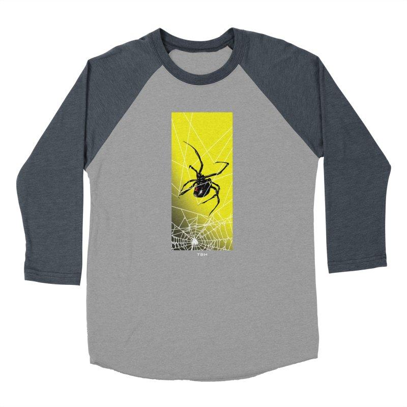 WIDOW 2 Women's Baseball Triblend Longsleeve T-Shirt by TBH805