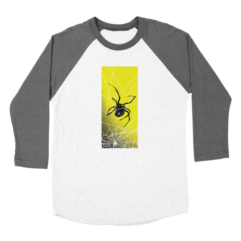 WIDOW 2 Men's Baseball Triblend Longsleeve T-Shirt by TBH805