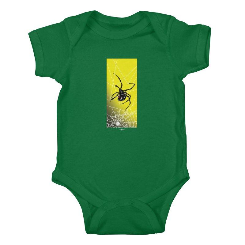 WIDOW 2 Kids Baby Bodysuit by TBH805