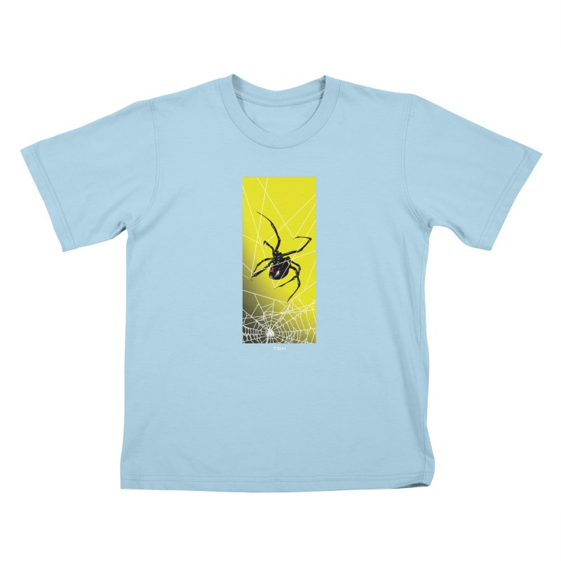 WIDOW 2 Kids T-Shirt by TBH805