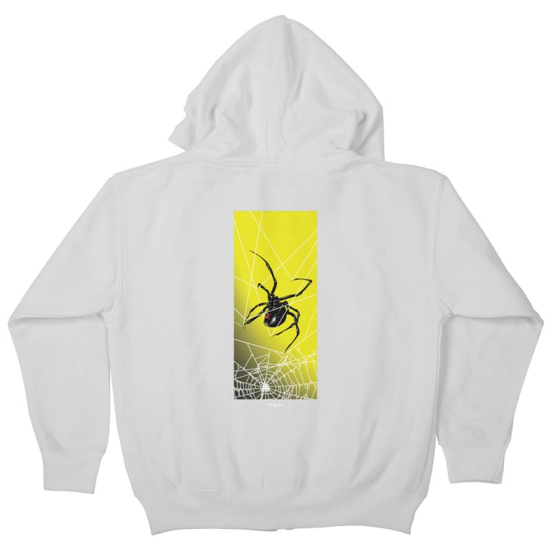 WIDOW 2 Kids Zip-Up Hoody by TBH805
