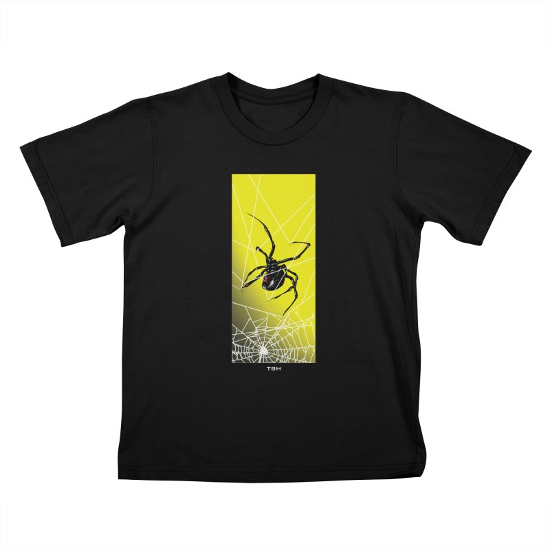 WIDOW 2 Kids T-Shirt by TBH805