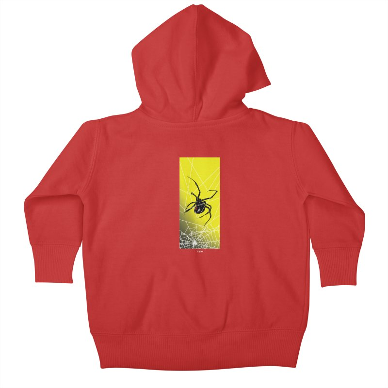 WIDOW 2 Kids Baby Zip-Up Hoody by TBH805