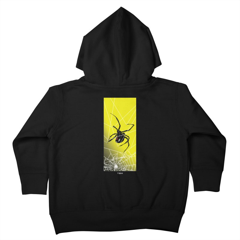 WIDOW 2 Kids Toddler Zip-Up Hoody by TBH805