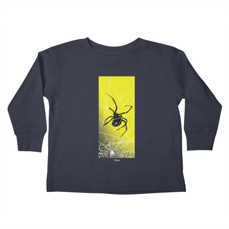 WIDOW 2 Kids Toddler Longsleeve T-Shirt by TBH805