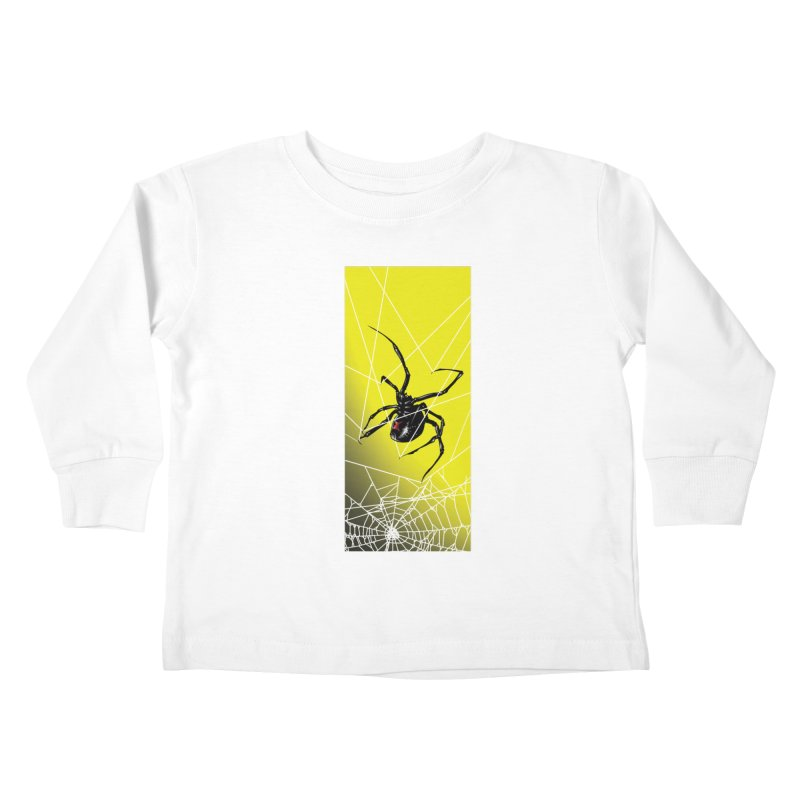 WIDOW 2 Kids Toddler Longsleeve T-Shirt by TBH805
