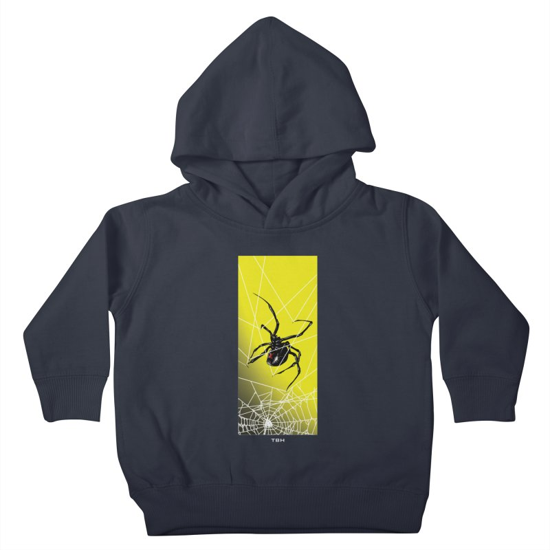 WIDOW 2 Kids Toddler Pullover Hoody by TBH805