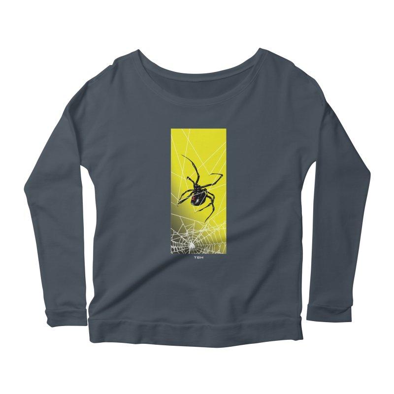 WIDOW 2 Women's Scoop Neck Longsleeve T-Shirt by TBH805