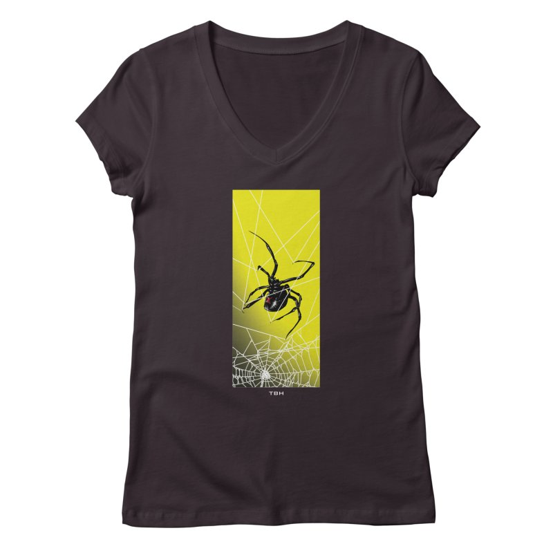 WIDOW 2 Women's V-Neck by TBH805