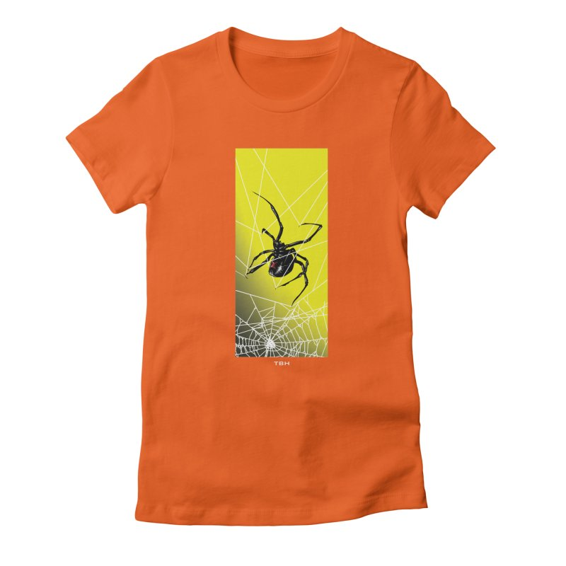 WIDOW 2 Women's Fitted T-Shirt by TBH805
