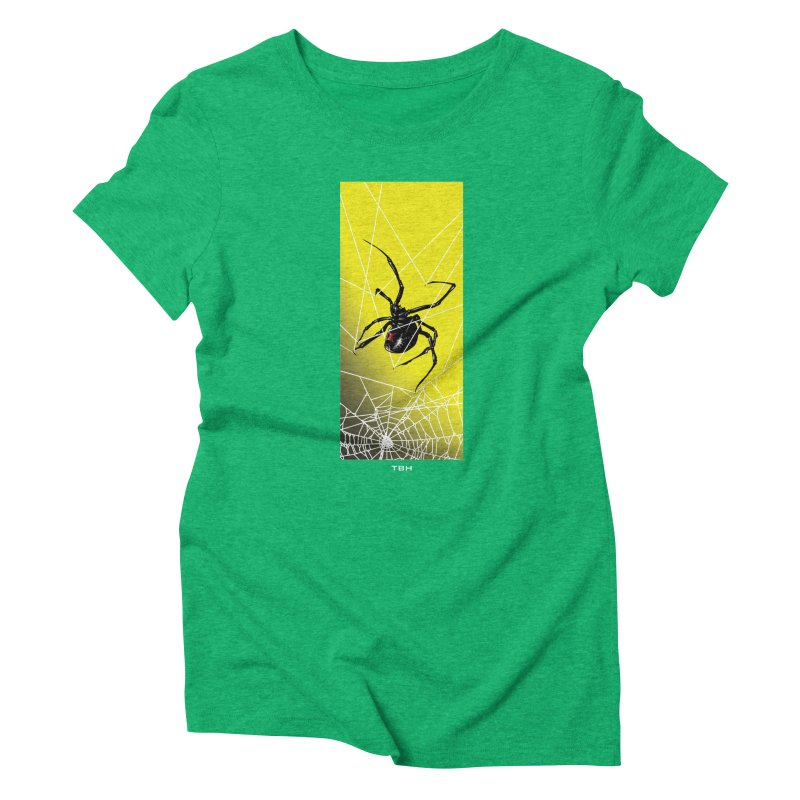 WIDOW 2 Women's Triblend T-Shirt by TBH805