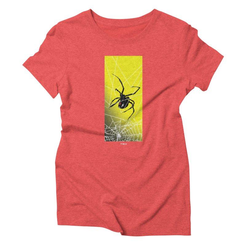 WIDOW 2 Women's Triblend T-Shirt by TBH805