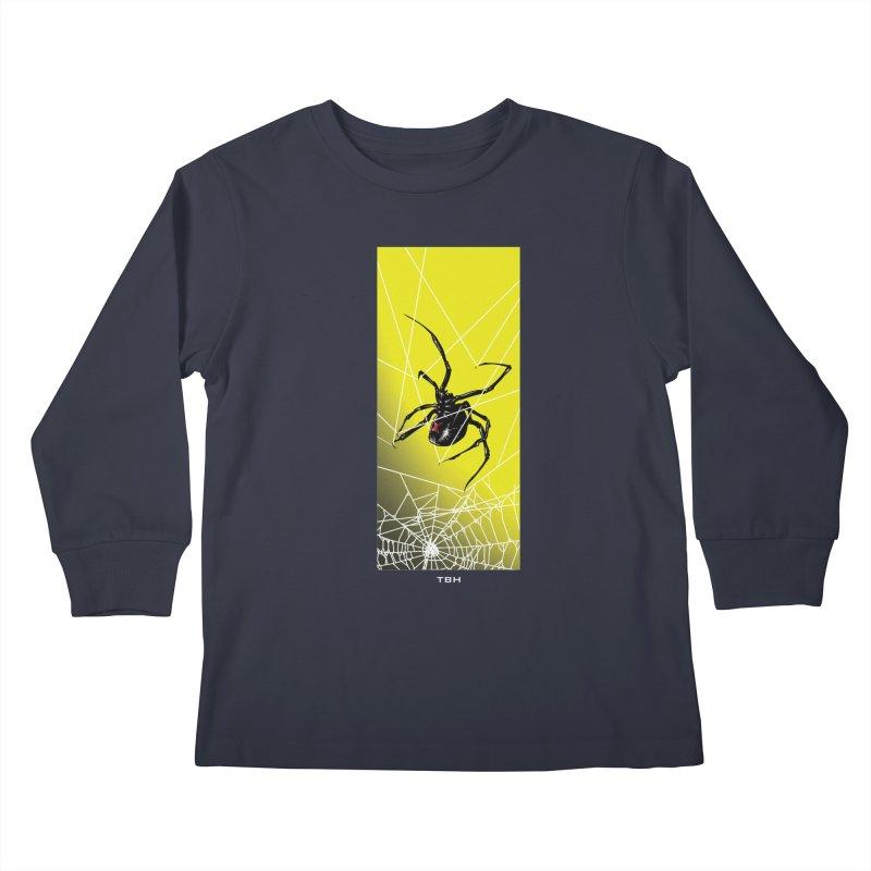 WIDOW 2 Kids Longsleeve T-Shirt by TBH805