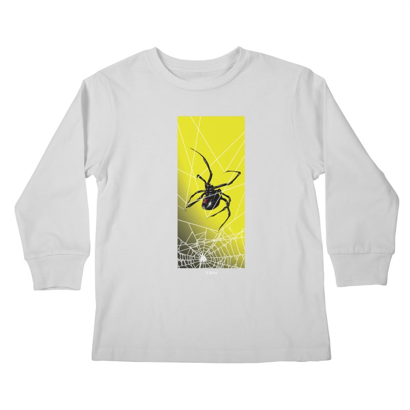 WIDOW 2 Kids Longsleeve T-Shirt by TBH805