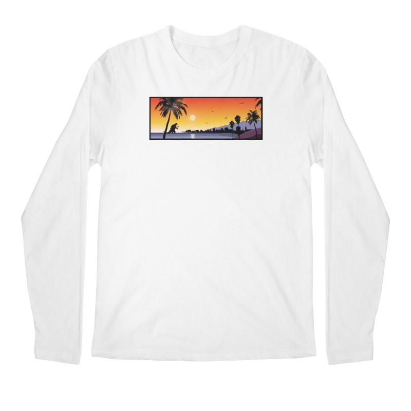 GODZIlla Men's Regular Longsleeve T-Shirt by TBH805