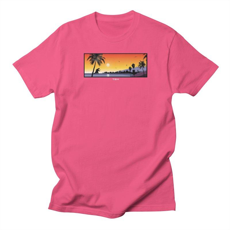 GODZIlla Men's T-Shirt by TBH805