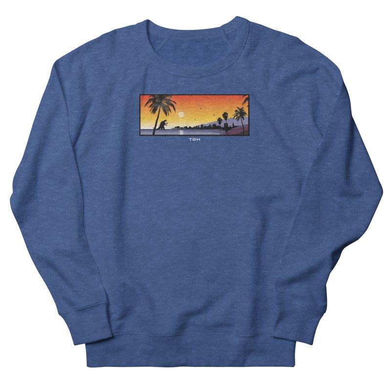 GODZIlla Men's Sweatshirt by TBH805