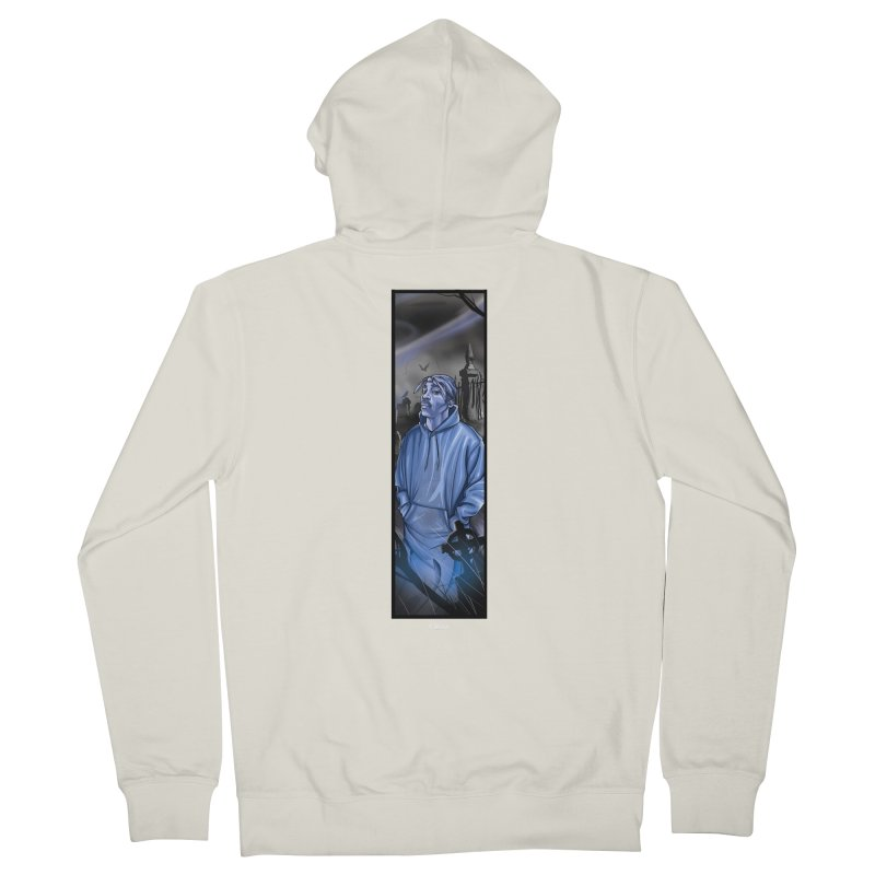 PACS GHOST Women's Zip-Up Hoody by TBH805
