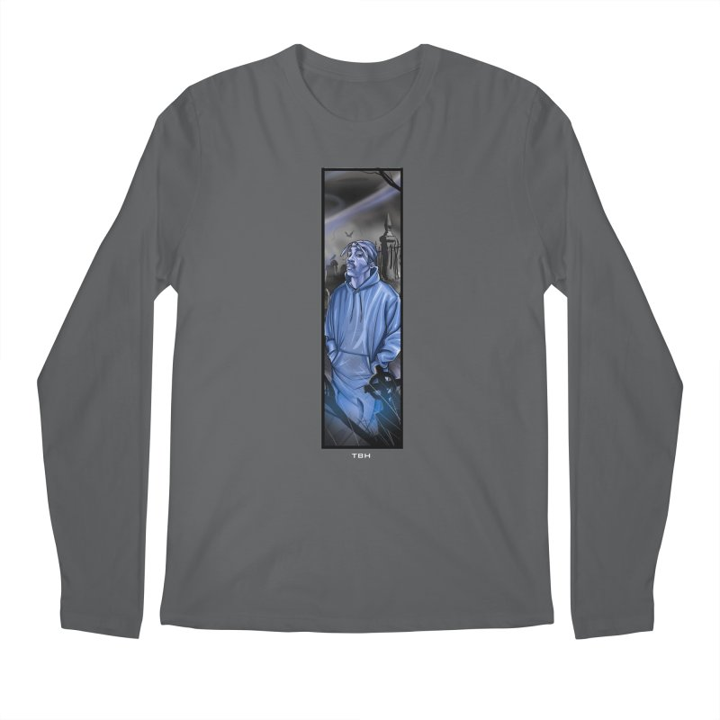 PACS GHOST Men's Longsleeve T-Shirt by TBH805
