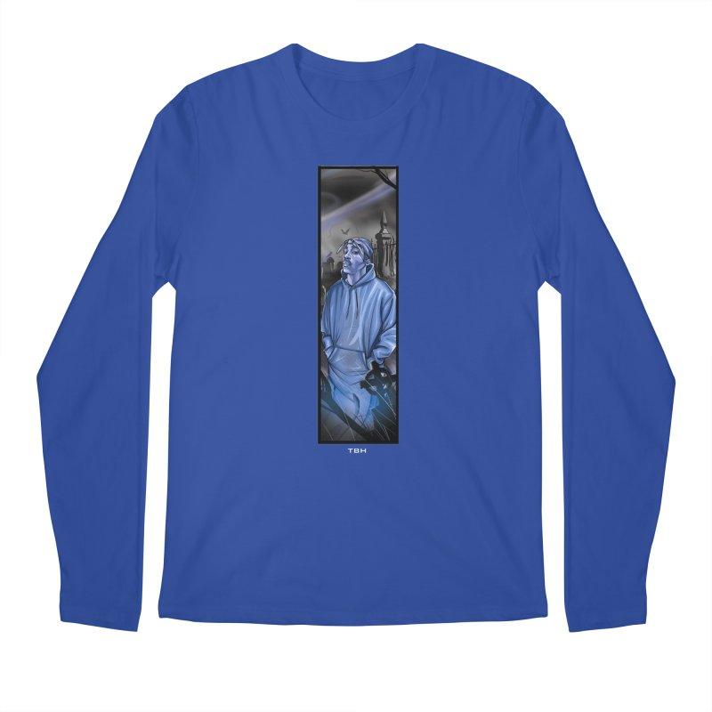 PACS GHOST Men's Regular Longsleeve T-Shirt by TBH805