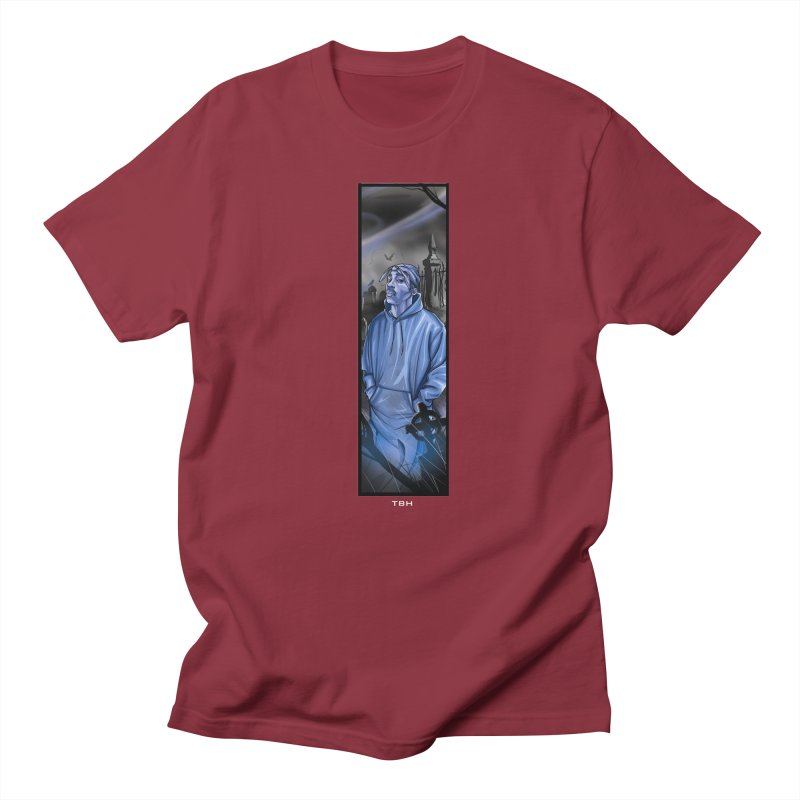 PACS GHOST Men's Regular T-Shirt by TBH805