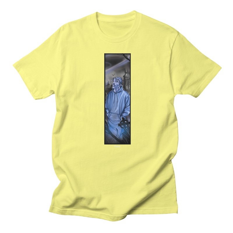 PACS GHOST Men's T-Shirt by TBH805