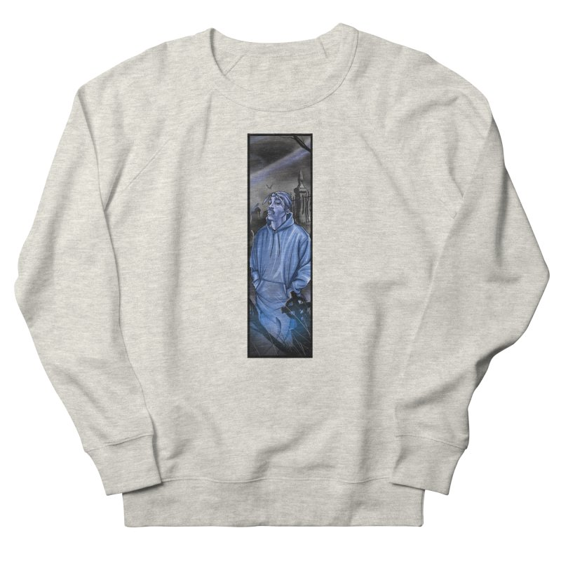 PACS GHOST Women's French Terry Sweatshirt by TBH805