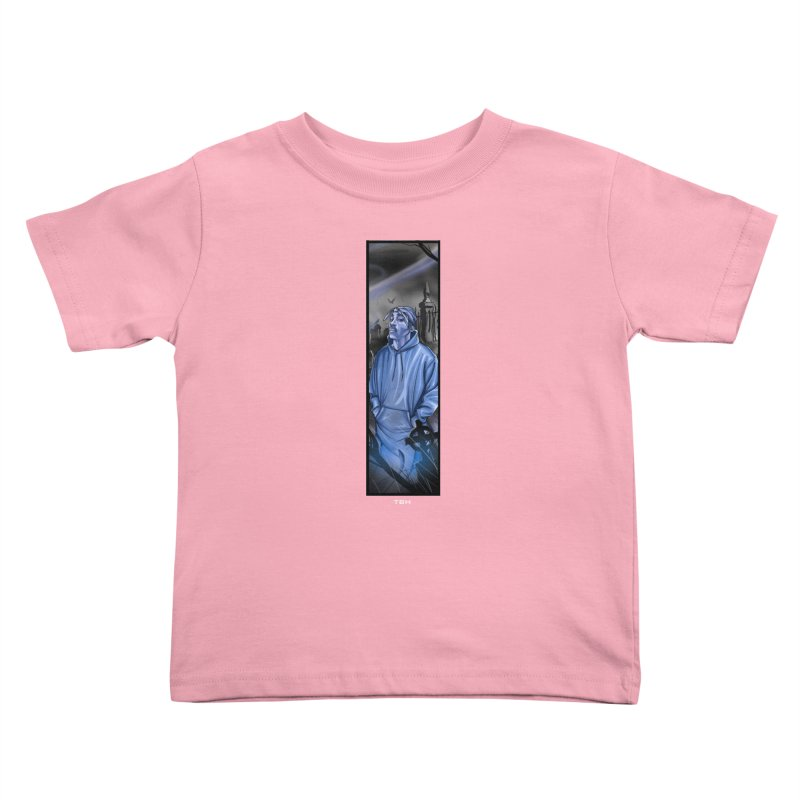 PACS GHOST Kids Toddler T-Shirt by TBH805