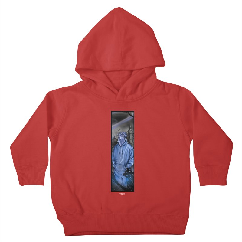 PACS GHOST Kids Toddler Pullover Hoody by TBH805