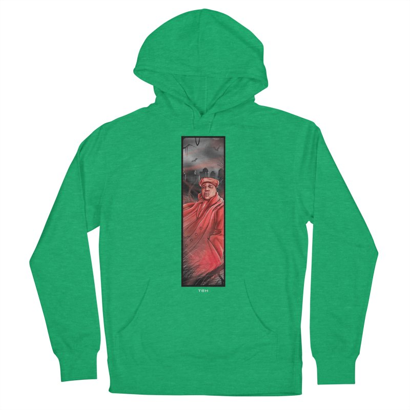 BIGGIES GHOST Women's Pullover Hoody by TBH805