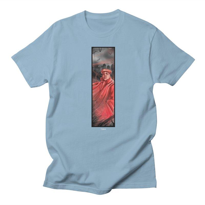 BIGGIES GHOST Men's Regular T-Shirt by TBH805