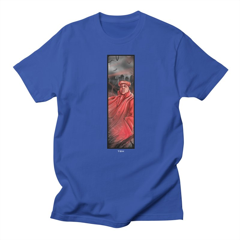 BIGGIES GHOST Men's T-Shirt by TBH805