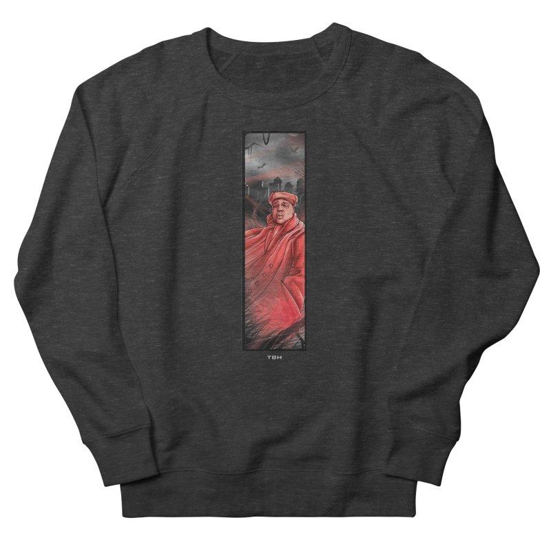 BIGGIES GHOST Women's French Terry Sweatshirt by TBH805