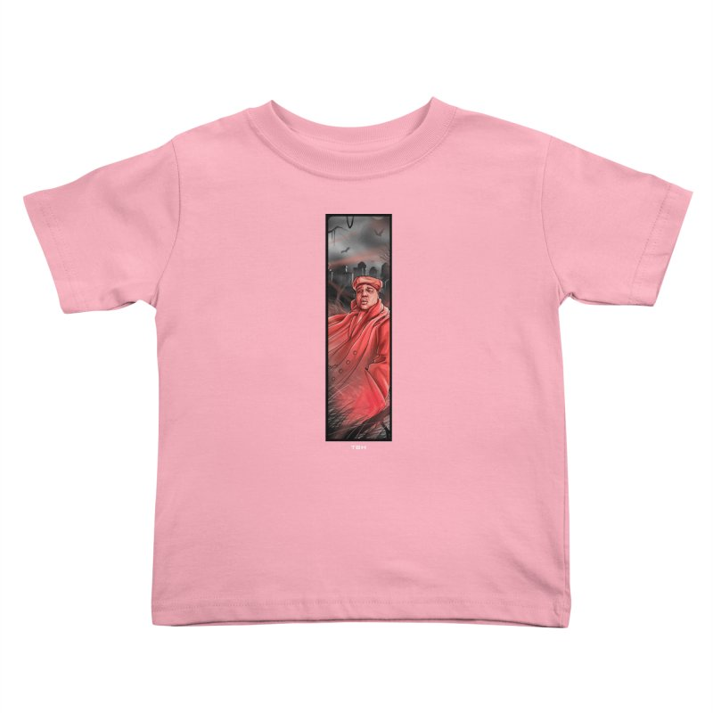 BIGGIES GHOST Kids Toddler T-Shirt by TBH805