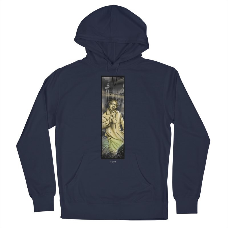 OL DIRTYS GHOST Men's Pullover Hoody by TBH805
