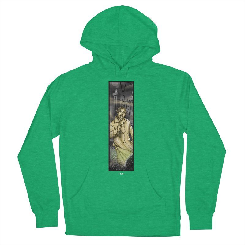 OL DIRTYS GHOST Women's Pullover Hoody by TBH805
