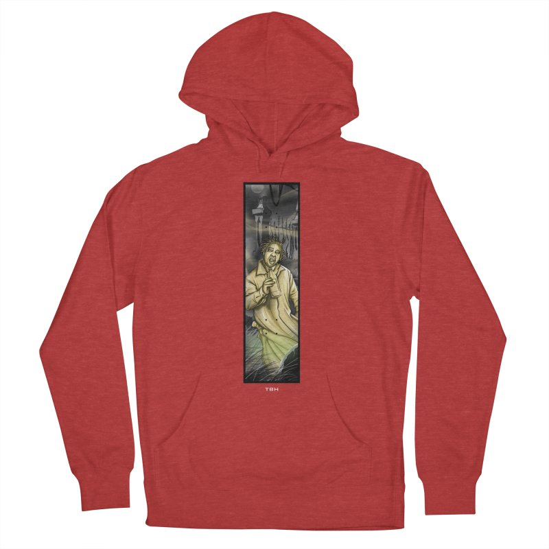 OL DIRTYS GHOST Men's Pullover Hoody by TBH805