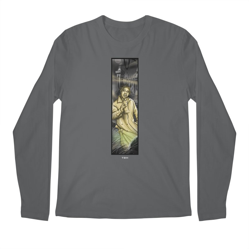 OL DIRTYS GHOST Men's Regular Longsleeve T-Shirt by TBH805