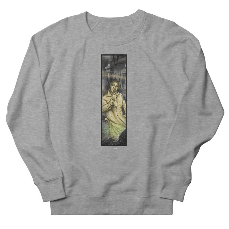 OL DIRTYS GHOST Women's French Terry Sweatshirt by TBH805