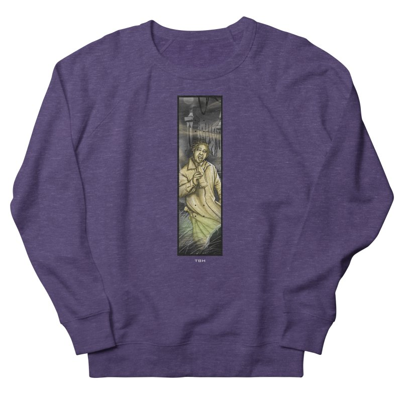OL DIRTYS GHOST Men's French Terry Sweatshirt by TBH805