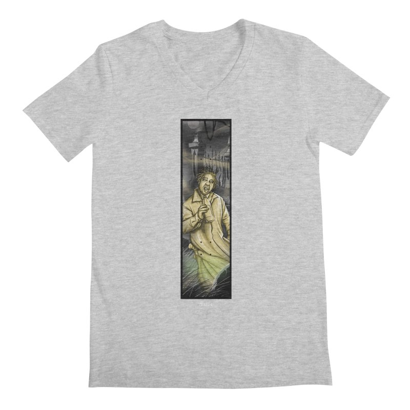 OL DIRTYS GHOST Men's V-Neck by TBH805