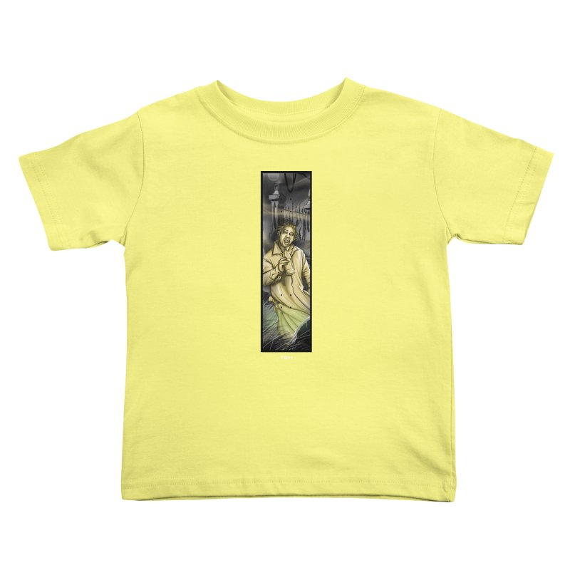 OL DIRTYS GHOST Kids Toddler T-Shirt by TBH805