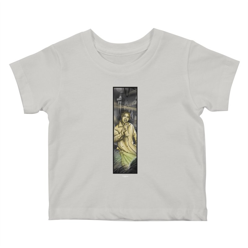 OL DIRTYS GHOST Kids Baby T-Shirt by TBH805