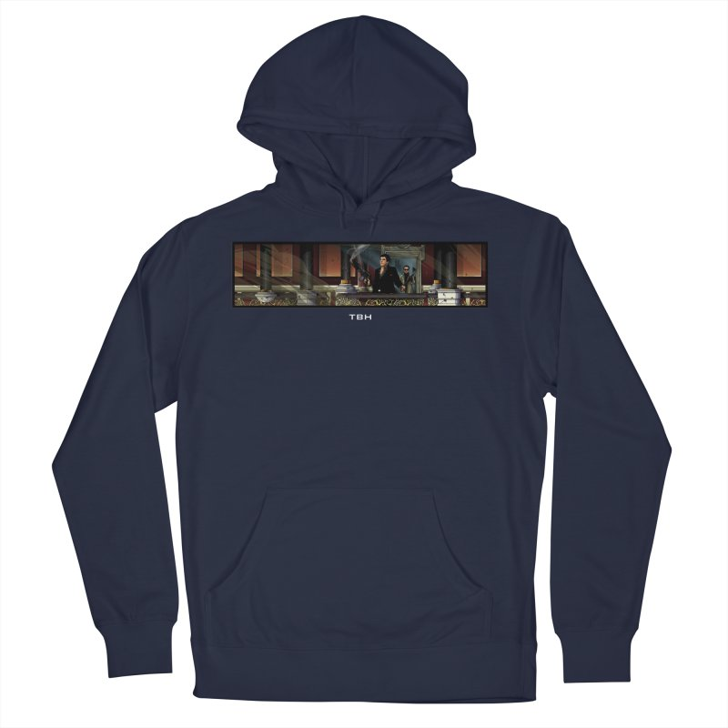 ENDER Men's Pullover Hoody by TBH805