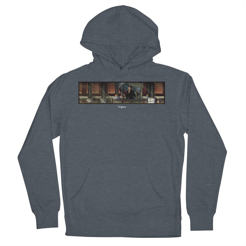 ENDER Women's Pullover Hoody by TBH805