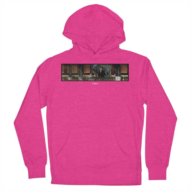 ENDER Women's French Terry Pullover Hoody by TBH805